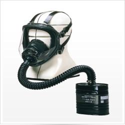 重松制作所 隔离式防护面具 GM161-2 / GM161-1